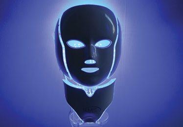 Mode 2: Blue LED Light