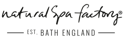 natural spa factory logo